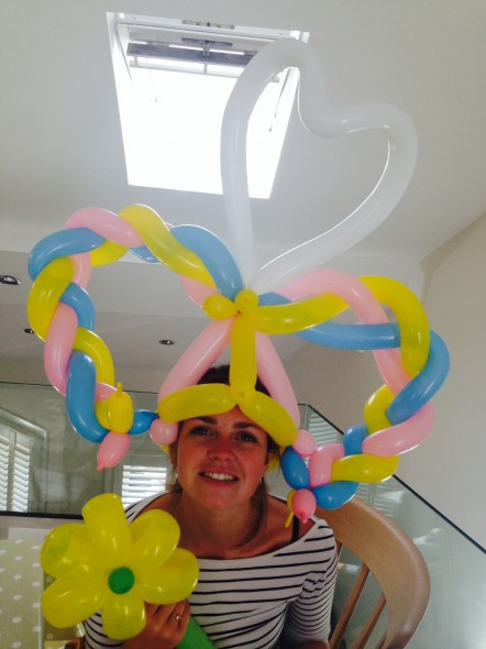 Balloon Hat Jess